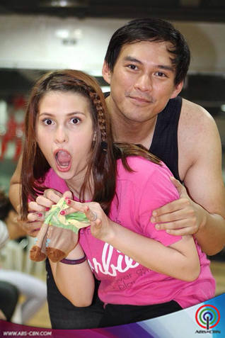 BEHIND-THE-SCENES PHOTOS: Grease Manila Rehearsal