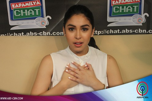 LOOK: The pretty wacky faces of Julia Barretto
