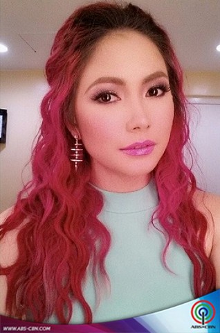 Latest Hair Color Of Yeng Constantino Neo Haircuts